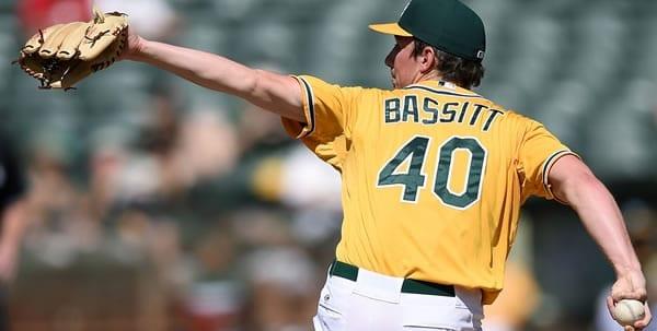 Chris Bassitt A's Starting Pitcher