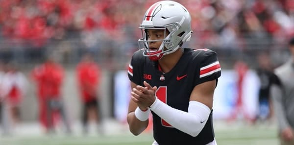 Justin Fields Ohio State QB