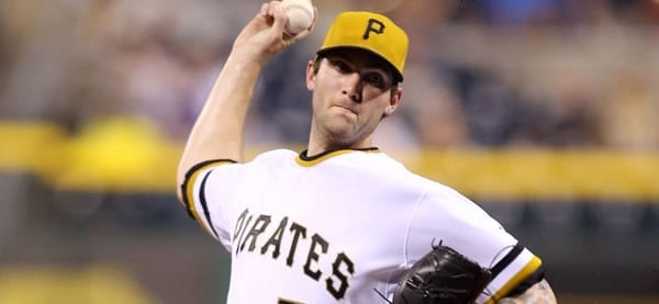 Trevor Williams Pirates Starting Pitcher