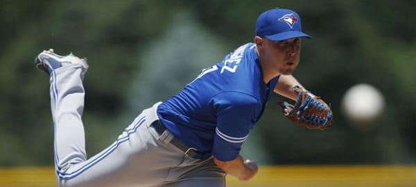 Aaron Sanchez Jays Starting Pitcher