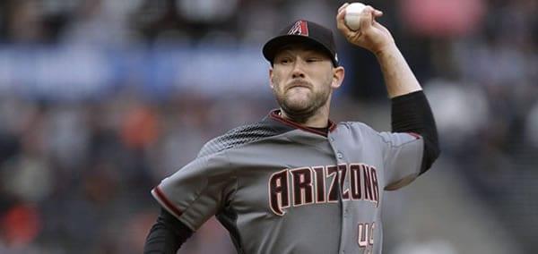 Alex Young Arizona Starting Pitcher