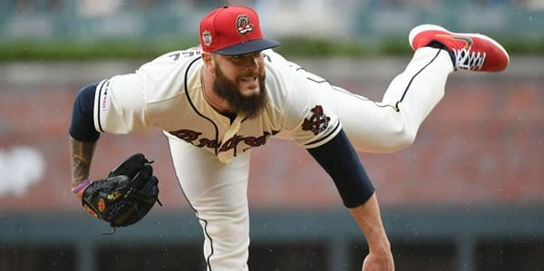 Dallas Keuchel Braves Starting Pitcher