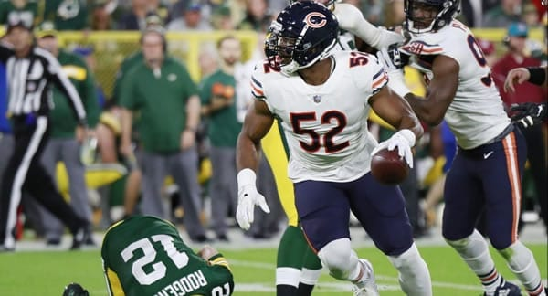 Bears Season Wins Total – 3 Reasons to Bet Over