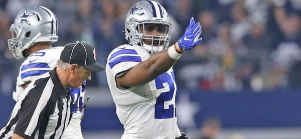Ezekiel Elliot Dallas RB