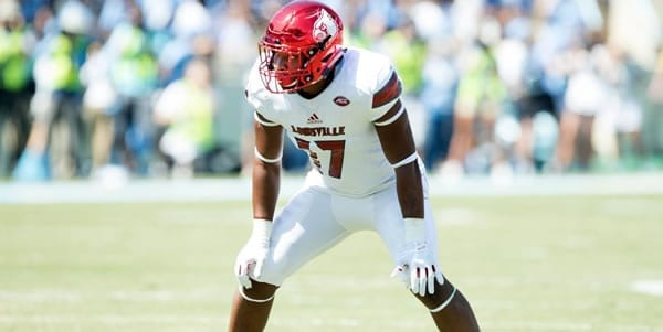 Dorian Etheridge Louisville LB
