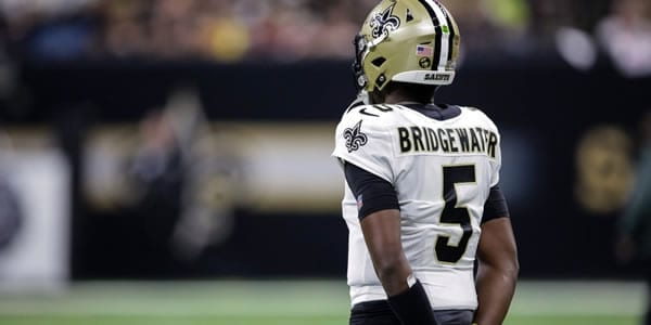 Teddy Bridgewater Back-up QB Saints