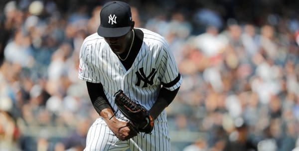 Domingo German Yankees Starting Pitcher Tonight