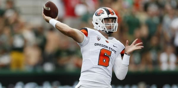 Jake Luton Oregon State QB