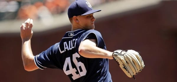Eric Lauer Padres Starting Pitcher