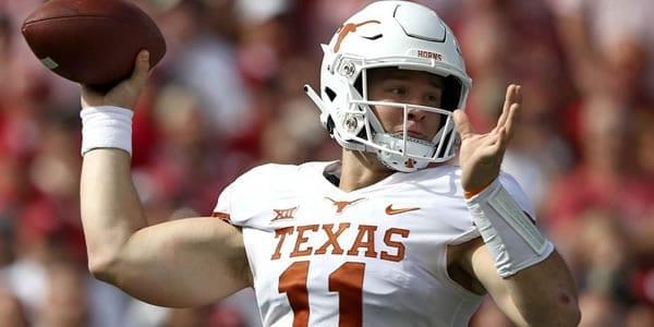 Sam Ehlinger Texas QB