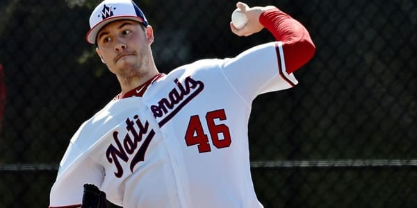 Patrick Corbin Nationals Pitcher