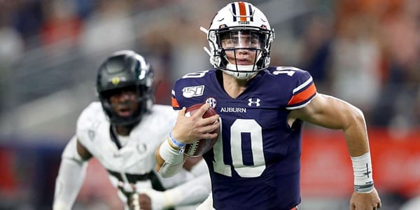 Auburn Tigers vs. Texas A&M Aggies Total Pick 9/21/19