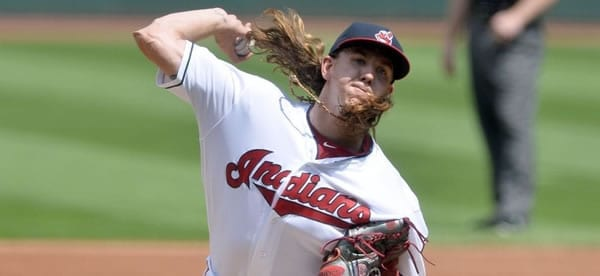 Mike Clevinger Indians Starting Pitcher