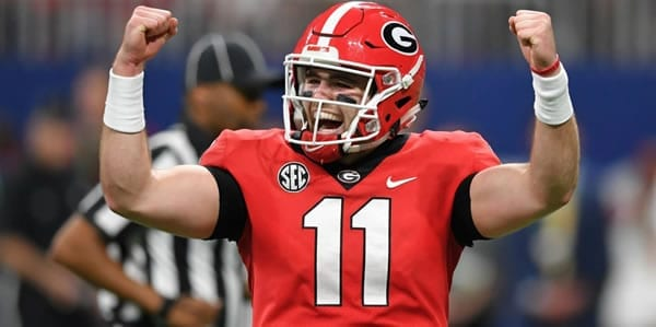 Jake Fromm QB Georgia