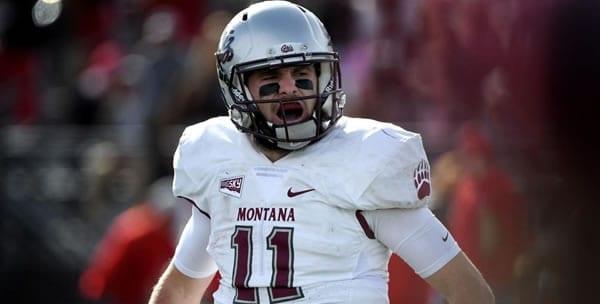 Dalton Sneed Montana QB