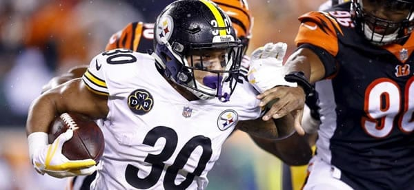 James Conner RB Steelers
