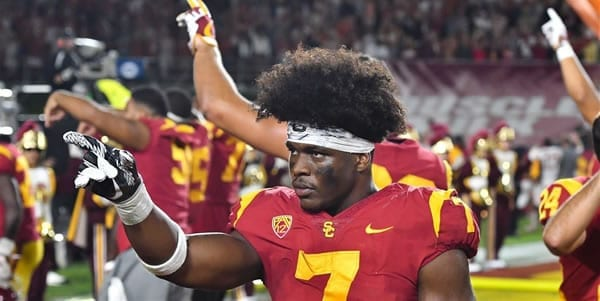 Stephen Carr USC RB
