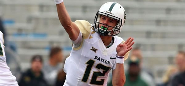 Charlie Brewer QB bears