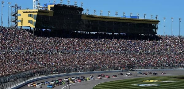 Hollywood Casino 400 Analysis & Picks
