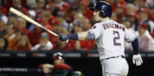 Alex Bregman Astros