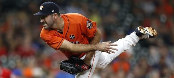 Justin Verlander Astros Starting Pitcher