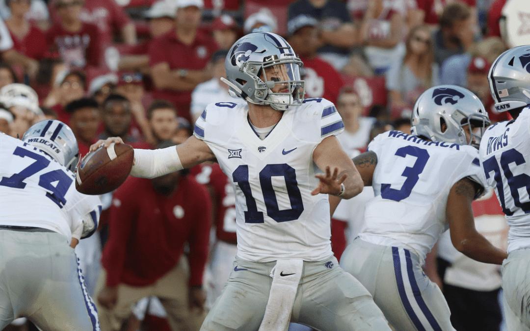 Week 9 Picks: Oklahoma Sooners vs. Kansas State Wildcats