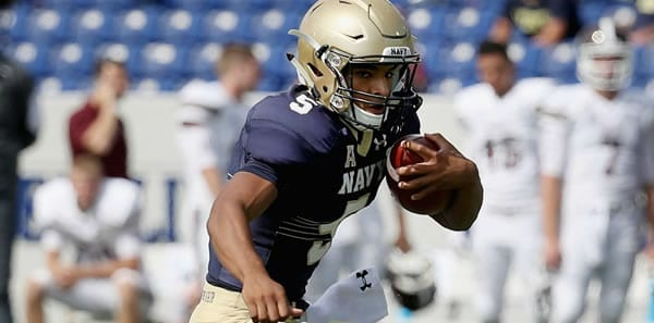 Navy Midshipmen vs. Notre Dame Fighting Irish Pick 11/16/19