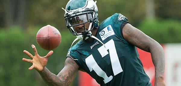 Alshon Jeffery Eagles WR