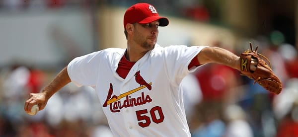 Adam Wainwright Cards Starting Pitcher