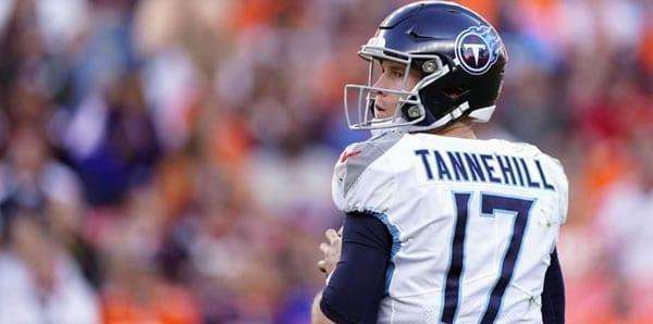 Titans vs. Panthers Pick 11/3/19