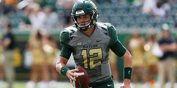 Big 12 Title: Baylor Bears vs. Oklahoma Sooners