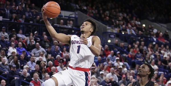 NCAA Basketball Picks: San Francisco vs. Gonzaga 2/20/20