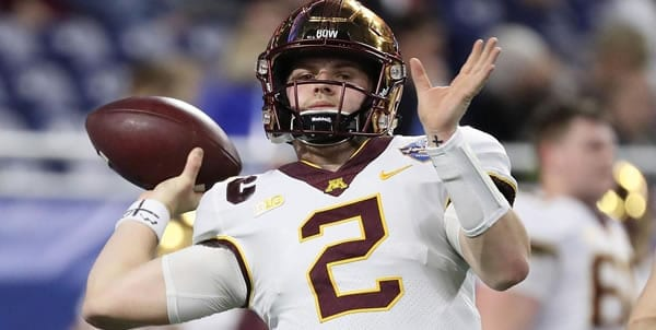 Outback Bowl: Minnesota vs. Auburn Pick