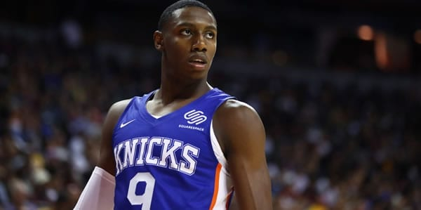 NBA Futures: NY Knicks Outlook