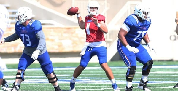 Zach Smith Tulsa QB