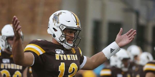 Colorado State Rams vs. Wyoming Cowboys Pick 11/22/19