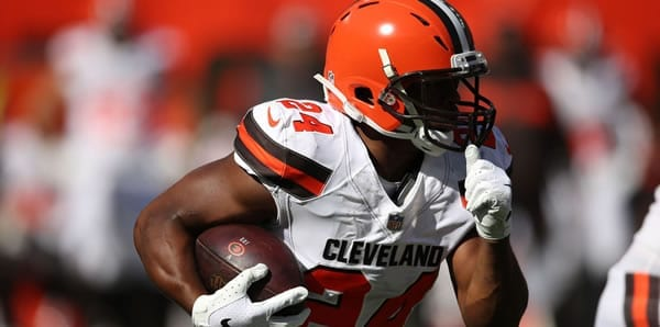 Baltimore Ravens vs. Cleveland Browns Picks 12/22/19