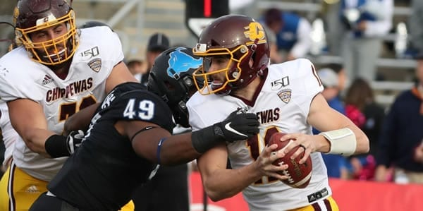 New Mexico Bowl Pick: Central Michigan vs. San Diego State