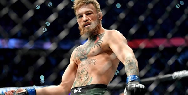 Conor McGregor UFC Fighter