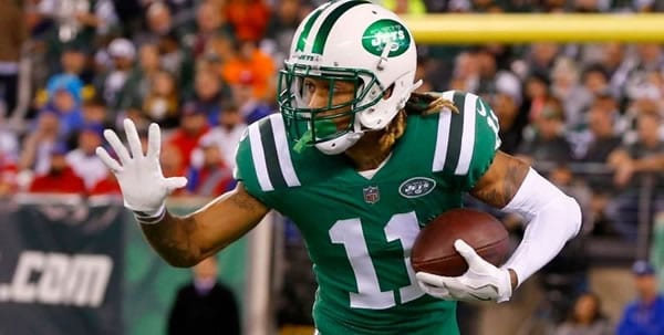 Robby Anderson Jets WR