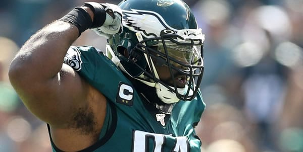 Fletcher Cox Eagles