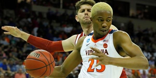 North Carolina Tar Heels at Virginia Cavaliers Pick 12/8/19