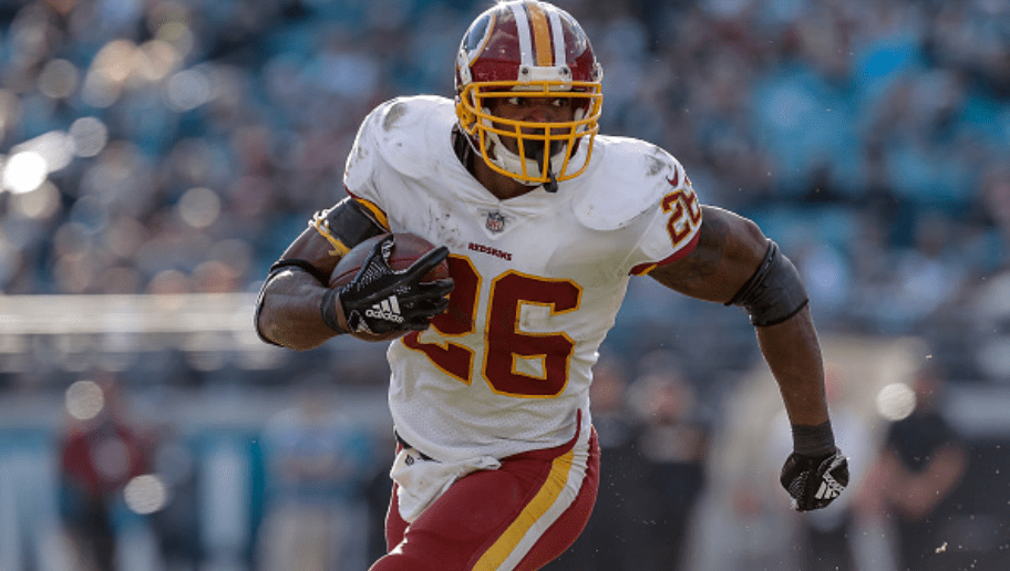Adrain Peterson Redskins RB