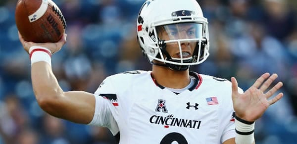 Boston College Eagles vs. Cincinnati Bearcats Pick 1/2/20