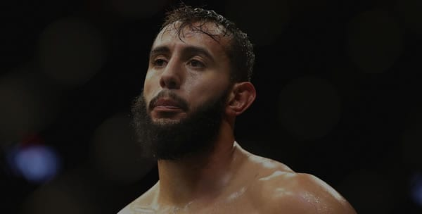Dominick Reyes MMA Fighter