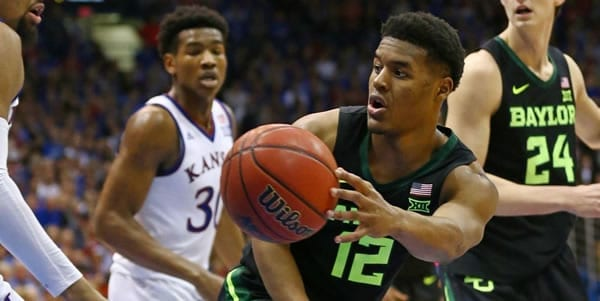 Kansas Jayhawks vs. Baylor Bears Prediction 2/22/20