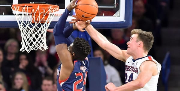 NCAAB Picks: Gonzaga Bulldogs vs. Saint Mary's Gaels