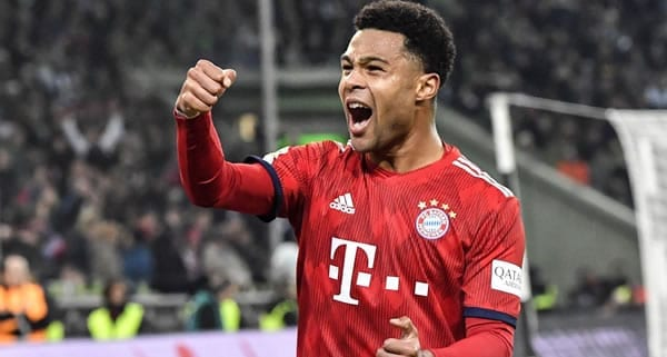 Serge Gnabry Bayern Munich