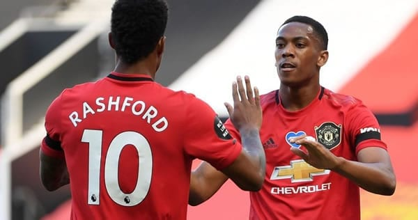 Anthony Martial Man U