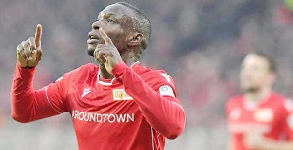 Anthony Ujah Union Berlin